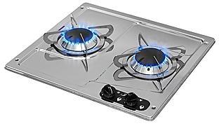2 flammen gaskocher preisvergleiche erfahrungsberichte. Black Bedroom Furniture Sets. Home Design Ideas