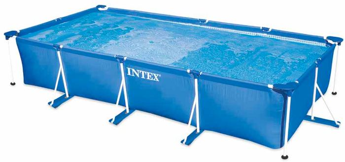 aufstellpool set intex ultra frame pool 549x132cm inkl rcd sandfilterpumpe von intex bei. Black Bedroom Furniture Sets. Home Design Ideas