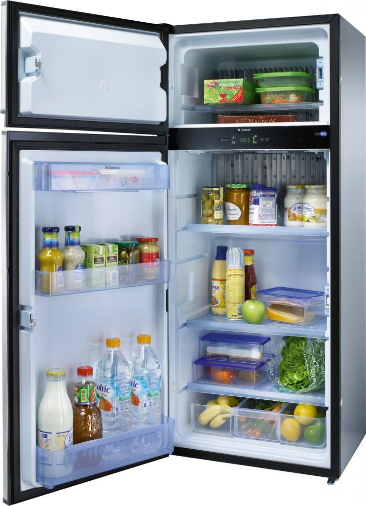 Dometic RMD 8555 Absorber-Kühlschrank, 190L, AES, links von Dometic ...