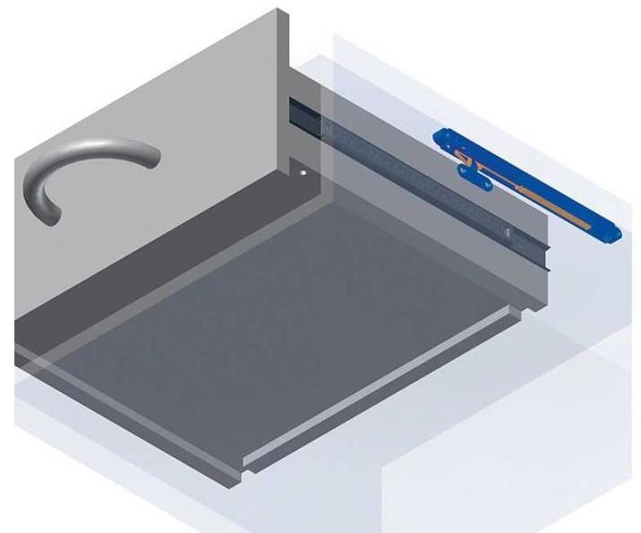 schubladen selbsteinzug 220mm mit d mpfersystem paar von diverse bei campingshop wagner. Black Bedroom Furniture Sets. Home Design Ideas