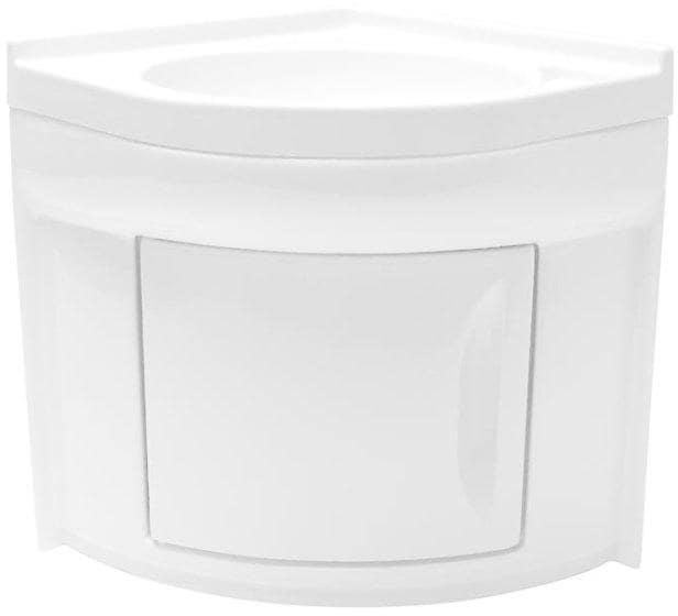eckwaschbecken und unterschrank von diverse wasser sanit r bei campingshop wagner campingzubeh r. Black Bedroom Furniture Sets. Home Design Ideas