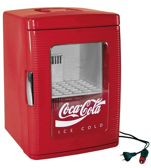 ezetil coca cola mini fridge 25 mini k hlschrank 12v 230v. Black Bedroom Furniture Sets. Home Design Ideas