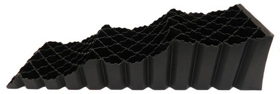 auffahrkeile milenco trident level 2er set von milenco bei. Black Bedroom Furniture Sets. Home Design Ideas
