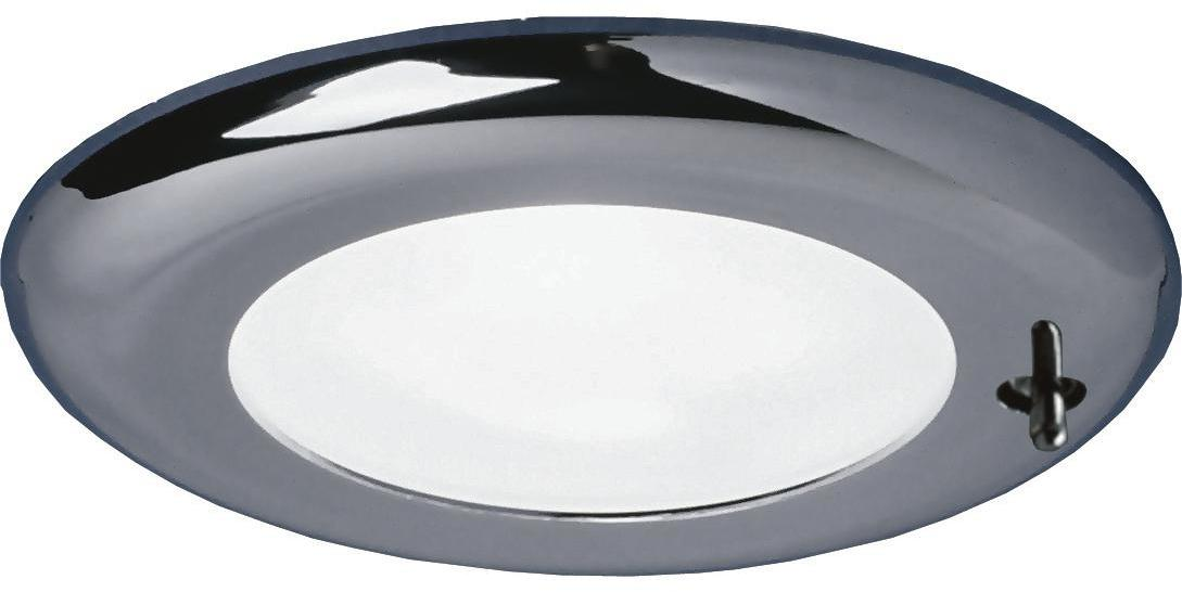 frilight nova led einbauspot chrom mit schalter 12v 1w von frilight bei campingshop wagner. Black Bedroom Furniture Sets. Home Design Ideas
