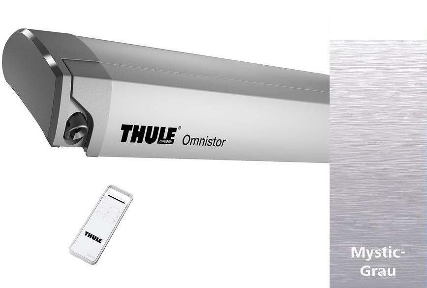 thule omnistor 9200 markise eloxiert mit motor mystic. Black Bedroom Furniture Sets. Home Design Ideas