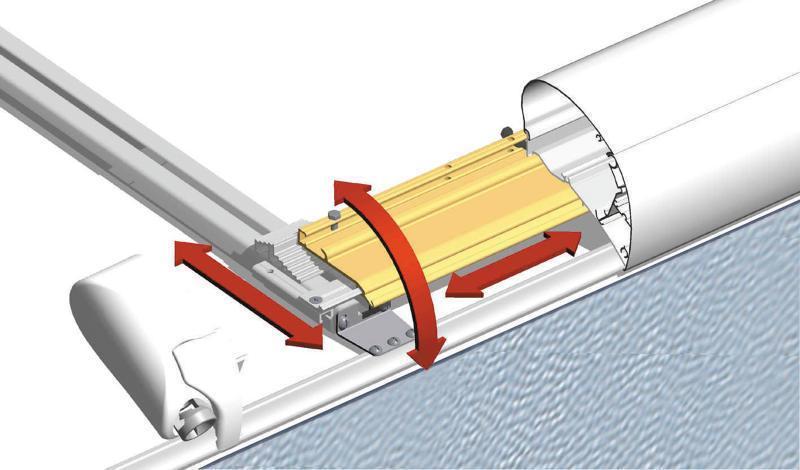 Thule Omnistor 6200 9200 Montagesystem Ebenes Dach Bis