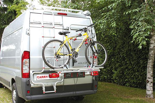 fiamma carry bike 200 dj heck fahrradtr ger f r ducato ab. Black Bedroom Furniture Sets. Home Design Ideas