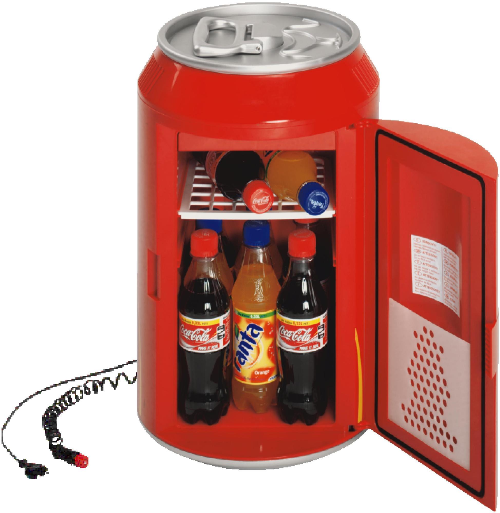 Ezetil Coca Cola Cool Can 10 Mini-Kühlschrank, 12/230V, 9l von ...