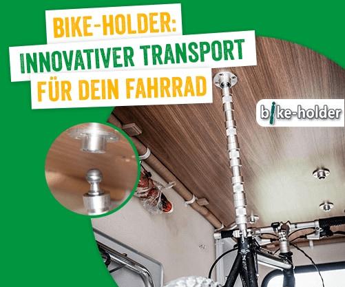 headerbild bikeholder system